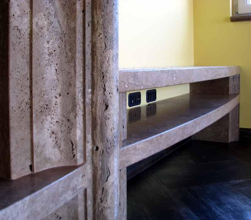 Marmostudio complementi d 39 arredo design in marmo e for Sia complementi d arredo