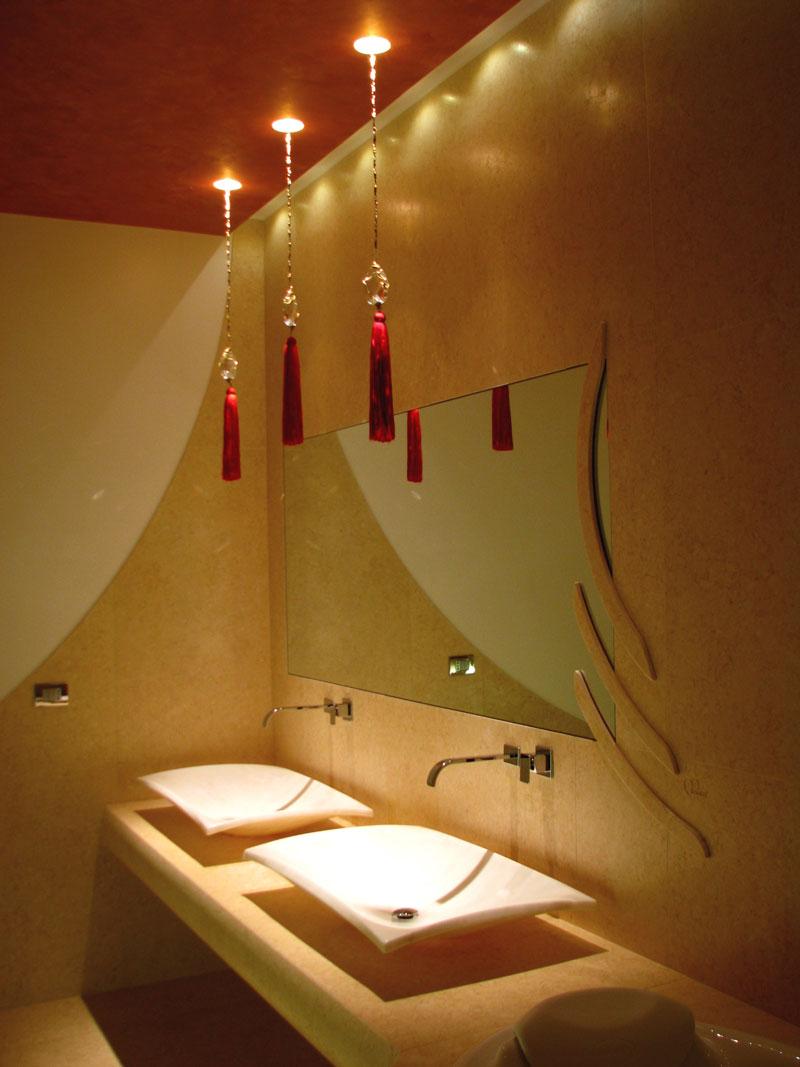 marmostudio - arredo bagno in marmo - top in marmo vasche, lavabo ... - Arredo Bagno Moderno In Marmo