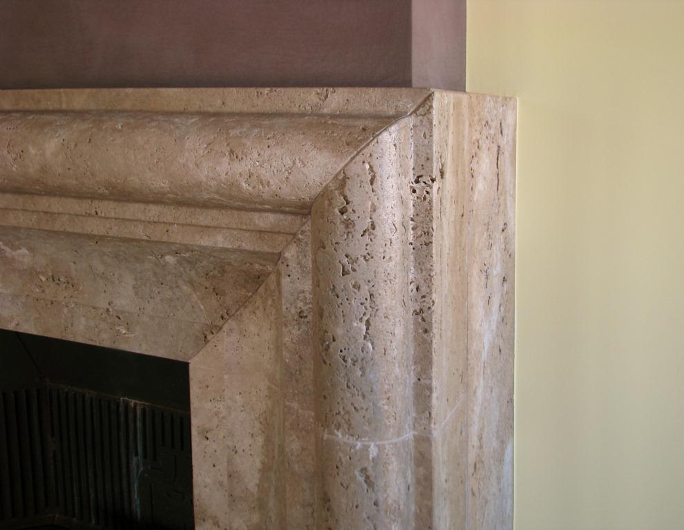 Marmostudio camini e cornici su misura in marmo granito e pietre nobili - Pietra per soglie finestre ...